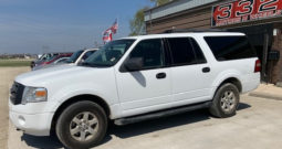 2009 Ford Expedition Max SSV 4×4